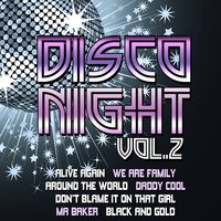Disco Night Vol. 2 — сборник
