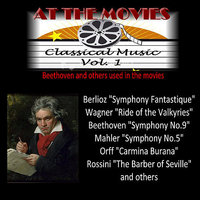 At The Movies-Movie Classics Vol.1 — The Film Music Orchestra