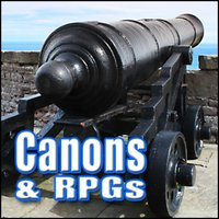 Cannons & Rpgs: Sound Effects — Sound Effects Library