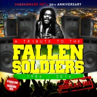 A Tribute to the Reggae Fallen Soldiers Dubplate Mix 1984-2014 (Shashamane Int'l 30th Anniversary) [Studio One Meets Treasure Isle] — сборник