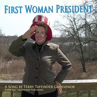 First Woman President — Terry Taffinder Grosvenor