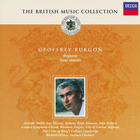 Burgon: Requiem; Nunc dimittis — Stephen Cleobury, Richard Hickox, The Choir Of King's College, Cambridge, London Symphony Chorus