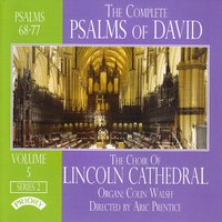 The Complete Psalms of David, Vol. 5 — Lincoln Minster School Chamber Choir|Aric Prentice|Charles Harrison