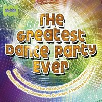 The Greatest Dance Party Ever — Sugar Kane Music, John Kane