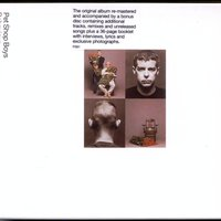 Behaviour — Pet Shop Boys