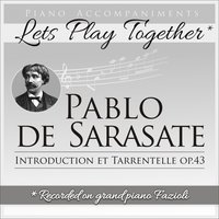 Pablo de Sarasate: Introduction et tarrentelle, Op. 43 — Пабло де Сарасате, Arnold Dabrowski