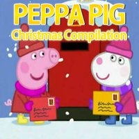 Peppa Pig Christmas — Music Factory, Rainbow Cartoon, Roby Pagani