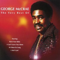 The Very Best Of George McCrae — George McCrae