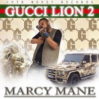 Gucci Lion 2 — Marcy Mane