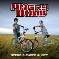 Angry Boys – Score & Theme Music — Chris Lilley, Bryony Marks