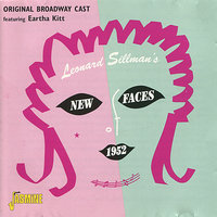"Leonard Sillman's ""New Faces of 1952"" - Original Broadway Cast Recording (feat. Eartha Kitt) — Anton Coppola, Original ""New Faces of 1952"" Company & Chrus"