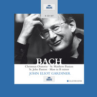 Bach, J.S.: Christmas Oratorio; St. Matthew Passion; St. John Passion; Mass in B minor — John Eliot Gardiner, English Baroque Soloists