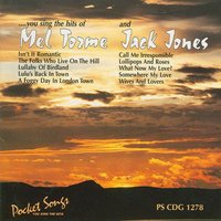 The Hits of Mel Torme and Jack Jones — Studio Musicians