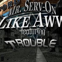 Like Aww — Trouble, Mr. Serv-On