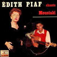 "Vintage French Song Nº15 - EPs Collectors ""Sing Georges Moustaki"" — Edith Piaf"