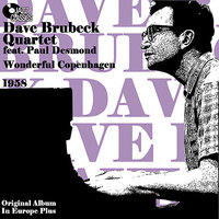 The Dave Brubeck Quartet In Europe — The Dave Brubeck Quartet