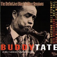 And his Celebrity Club Orchestra (Paris, France 1968) — Buddy Tate