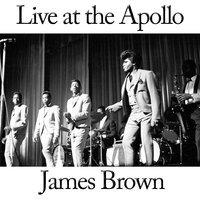 James Brown Live At the Apollo — James Brown