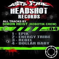 Headshot, Vol. 4 — Simon Heist