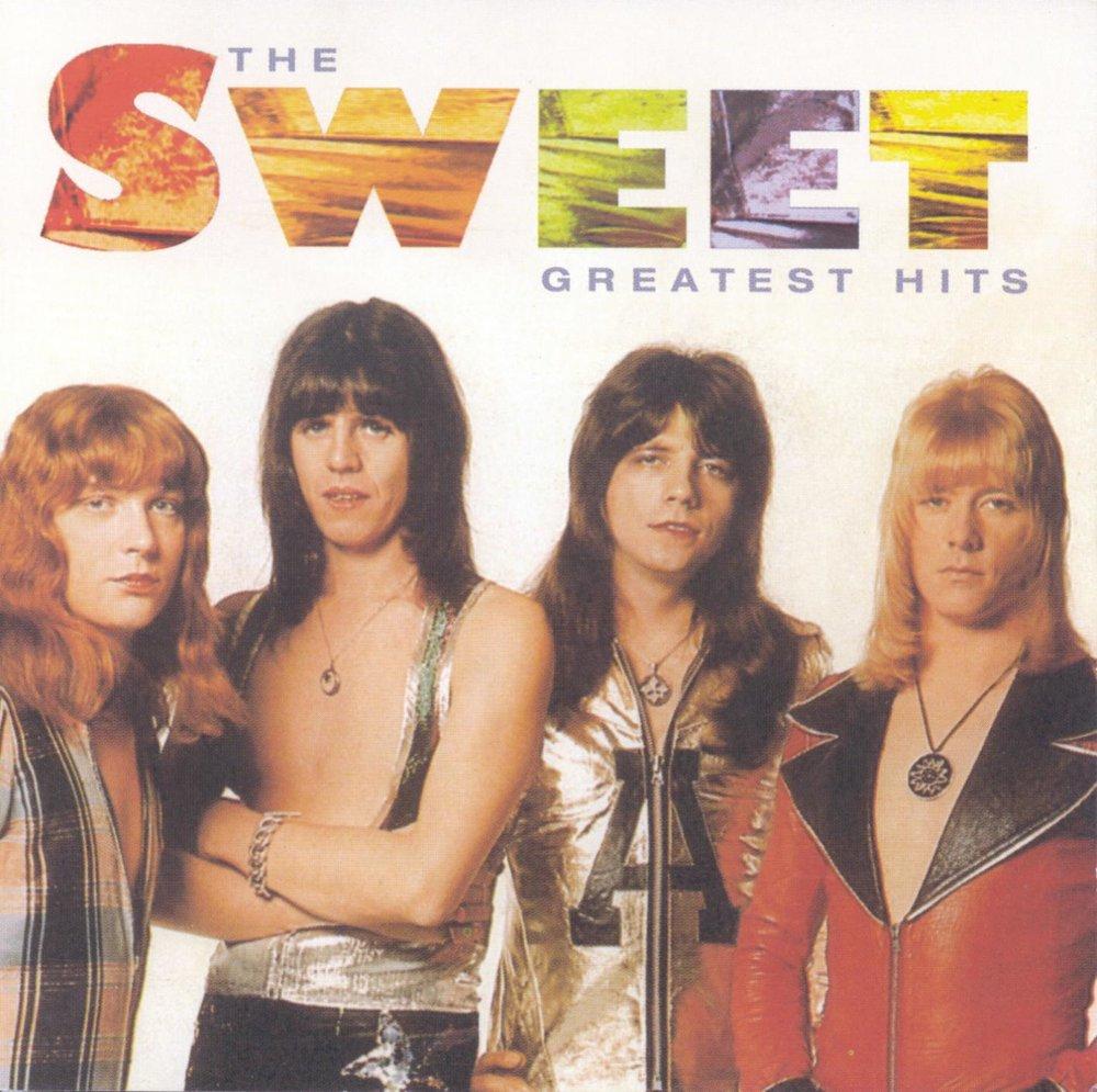 Sweet вышли из «конюшни» продюссеров ники чинна и майка чемпена.
