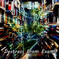 Destress From Exams — White Noise Research, Study Concentration, Study Hard