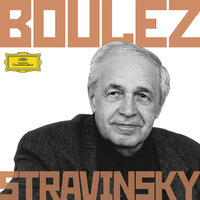 Boulez Conducts Stravinsky — Пьер Булез