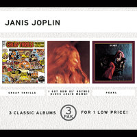 Cheap Thrills/I Got Dem 'Ol Kozmic Blues Again Mama!/Pearl — Janis Joplin