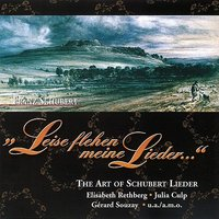 The Art of Schubert Lieder — Alexander Kipnis, Франц Шуберт