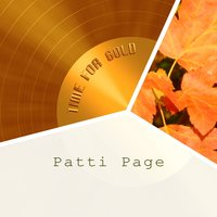 Time For Gold — Patti Page