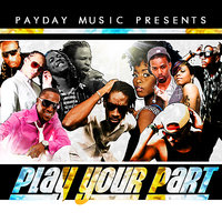 Play Your Part - Single — Cherine Anderson, Voicemail, Bounty Killer, Red Rat, Konshens, Omari