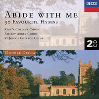 Abide With Me - 50 Favourite Hymns — сборник