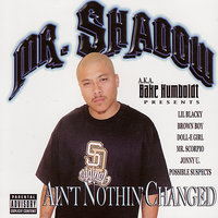 Mr. Shadow Presents: Ain't Nothin' Changed — Mr. Shadow