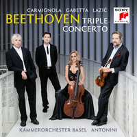 Beethoven: Triple Concerto — Sol Gabetta, Kammerorchester Basel