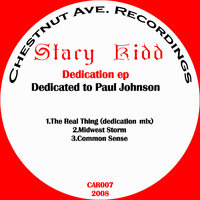 Dedication To Paul Johnson EP — Stacy Kidd