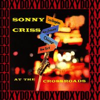 At the Crossroads — Sonny Criss