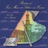 Rarities Of Piano Music 2005: Live Recordings From the Husum Festival — сборник