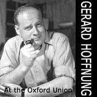 At the Oxford Union — Gerard Hoffnung