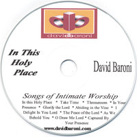 In This Holy Place — David Baroni