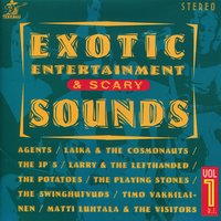 Exotic Entertainment & Scary Sounds, Vol. 1 — сборник