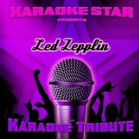 Karaoke Star Presents - Led Zeppelin — Karaoke Star