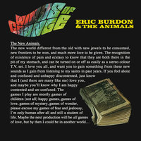 Winds Of Change — Eric Burdon, The Animals