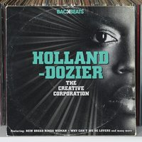 Backbeats Artists: Holland & Dozier - The Creative Corporation — Holland