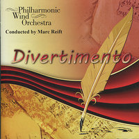 Divertimento — Marc Reift, Philharmonic Wind Orchestra, Вольфганг Амадей Моцарт