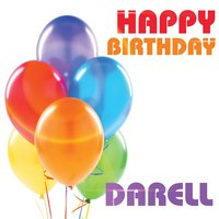 Happy Birthday Darell — The Birthday Crew