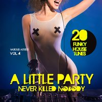 A Little Party Never Killed Nobody, Vol. 4 (20 Funky House Tunes) — сборник