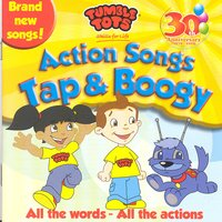 Tumble Tots: Action Songs - Tap & Boogy — Tumble Tots