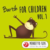 Bartók: For Children, Vol. 1 — Бела Барток, György Sàndor