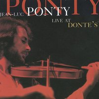 Live at Donte's — Jean-Luc Ponty