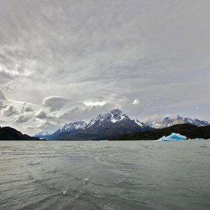Ambiance - Grey Lake Waves