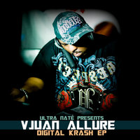 Ultra Nate' Presents Vjuan Allure Digital Krash EP — Vjuan Allure, Ultra' Nate', Vjuan Allure, Ultra' Nate'